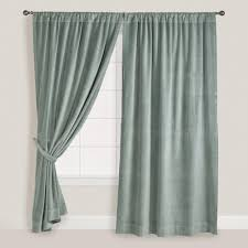 Emerald Green Curtain Panels by Emerald Green Velvet Curtains Home Design And Decoration