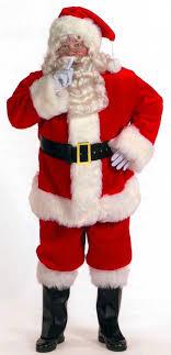 santa claus suits washing a santa beard and wig and that suit mooseburger