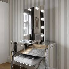 hollywood mirror with light bulbs dressing table mirror with lights you will love light bulb mirror