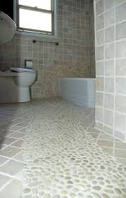 river rock bathroom ideas 7 best mosaic pebbles bathroom ideas images on
