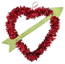 shaped tinsel garland wholesale manufacturers and supplier