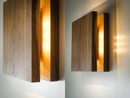 Wall Lighting Sconce Wall Light Wooden Sc98 Handmade Wooden Sconce Wood Lamp