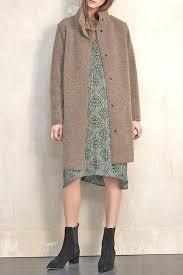 mirabella fashion velvet mirabella sherpa coat from cape cod by weekend u2014 shoptiques