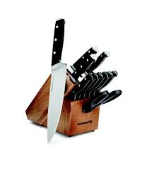 Kitchen Aid Knives Calphalon Classic Sharpin Self Sharpening 12 Piece Cutlery Set