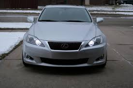 best led daytime running lights nicest cleanest best non rice 9005 drl led clublexus lexus