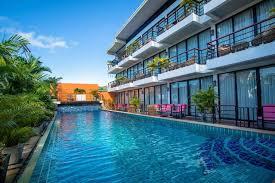 hotel avec chambre piscine priv馥 tambon rawai 2018 met foto s top 20 plekken om te verblijven in