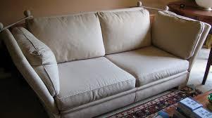 canapé schwartz canapé 2 places knowle designer schwartz bois matériau beige
