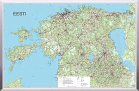 Baltic Sea Map Impressum