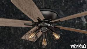 standard size fans rustic lighting and decor from castantlers