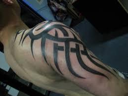 20 killer shoulder blade tattoos creativefan