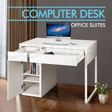 office computer desk table home metal storage cabinet student