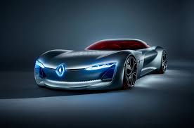 renault trezor renault trezor concept the ev is the car we prey gets made