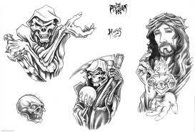 13408 skull adn design img304 skulls demons flash