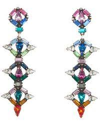 dannijo earrings shop women s dannijo earrings from 33 lyst