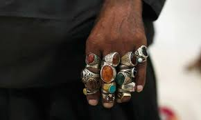 rings for men in pakistan steeped in ancient mysticism of sufis