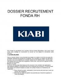 kiabi siege social etude de cas recrutement kiabi étude de cas mazeau adrien