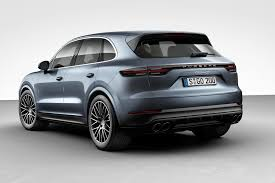 porsche suv 2019 porsche cayenne look review