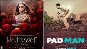 bollywood film the promise padman makers promise january 25 release clash with padmavati or
