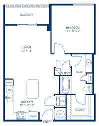 1 2 3 Bedroom Apartments in Orlando FL Camden Thornton Park