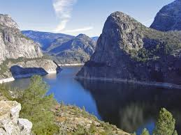 Map San Francisco To Yosemite National Park by Hetch Hetchy Yosemite National Park U S National Park Service