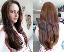 hk hair extensions looks hk hair extensions review melted chocolate