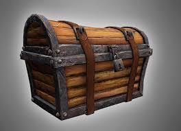 treasure chest art clipart