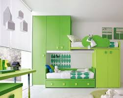 Simple Kids Bedroom Ideas - Green childrens bedroom ideas