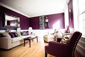 purple livingroom purple white living room paint colors homes alternative