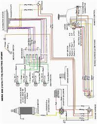 mercury outboard wiring diagrams mastertech marin striking stator