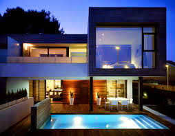 exteriors awesome modern homes and houses pictures country