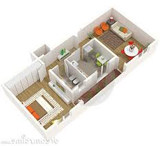 home design apartment studio room layout for engaging in