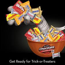 halloween candy bag mars chocolate u0026 more favorites halloween candy bar mix bag