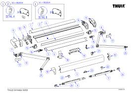 Omnistor Awning Parts 6200spares Jpeg