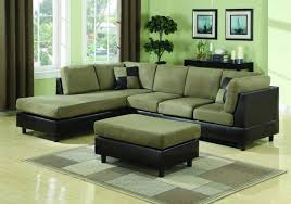 Black Sectional Sofa With Chaise Recliners Chairs U0026 Sofa Interesting Leather Sectional Sofa