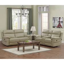 Land Of Leather Sofa by Recliners Costco