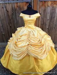 Disney Belle Halloween Costume Hey Awesome Etsy Listing Http Www Etsy