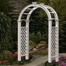 wedding accessories rental white lattice wedding arch american rentalamerican