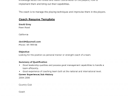 Career Coach Resume Sample by Charming Idea Sports Resume 15 Athletic Coach Resume Resume Example