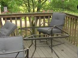 Patio Table Glass Shattered Glass Patio Tables Can Shatter Without Warning Wcpo Cincinnati Oh