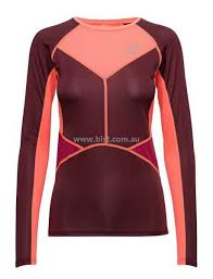wine ls for sale base layer women s louise ls in wine by kari traa 4173323