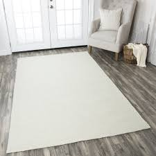 White Area Rug The Conestoga Trading Co Tufted White Area Rug Reviews