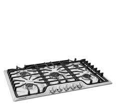 Gas Cooktop Dimensions Frigidaire Gallery 36 U0027 U0027 Gas Cooktop Stainless Steel Fggc3645qs