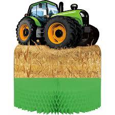 Anniversaire Tracteur by Centre De Table Big Tracteur Pour L U0027anniversaire De Votre Enfant