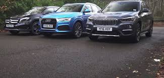mercedes gla compact suv compact suv comparison finds bmw x1 is better than mercedes gla