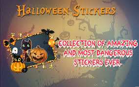 happy halloween stickers android apps on google play