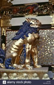 shishi statue shishi lion shrine guardian statue stock photo 42128315 alamy