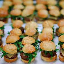 canapé style bbq finger food catering devour it catering