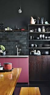 Black Kitchen Furniture 120 Best Kitchen Cabinets Images On Pinterest Home Kitchen And