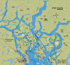 islands map discovery islands columbia quadra island cortes island