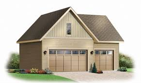 3 car garage with loft ideas photo gallery house plans 85139
